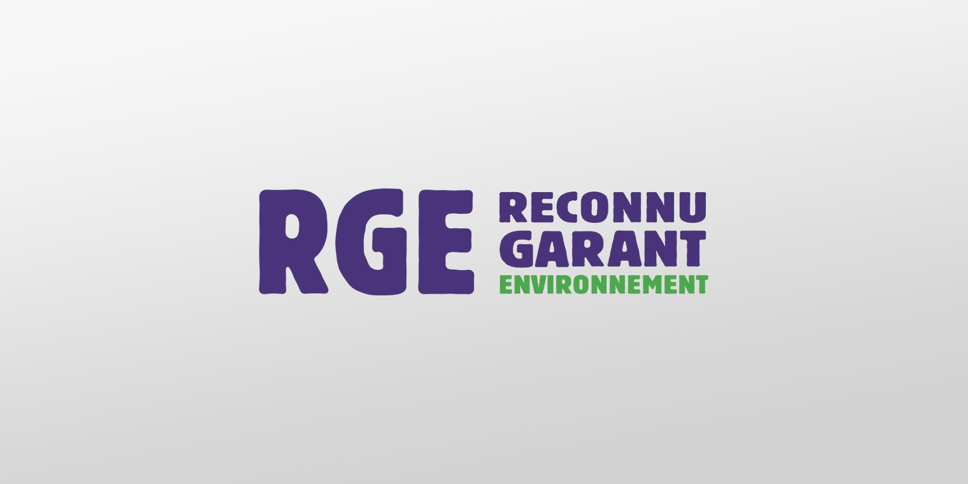 Combles et Création est agrée RGE depuis 2013 (reconnue grenelle de l'environnement)
